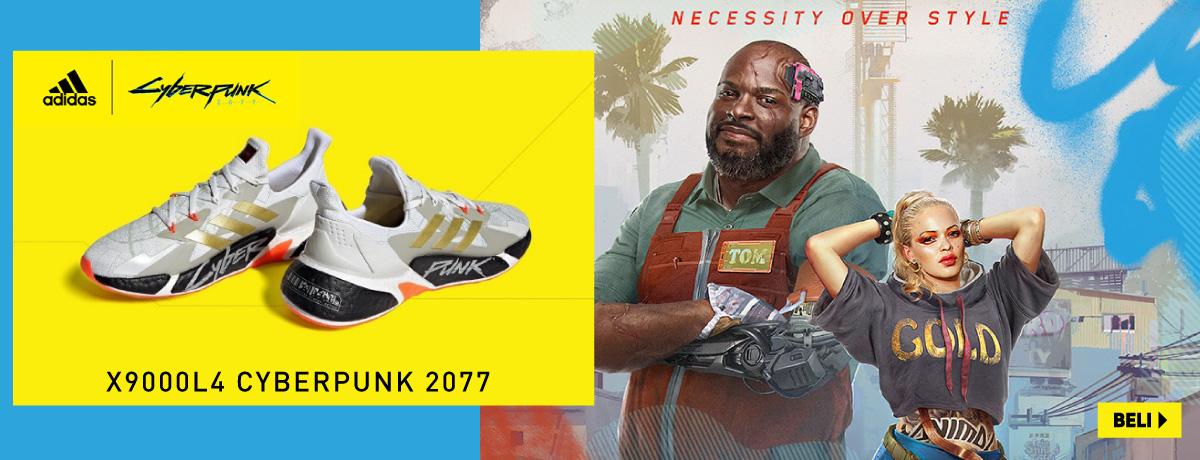 Adidas Cyberpunk