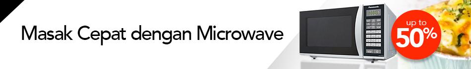 Masak Cepat dengan Microwave
