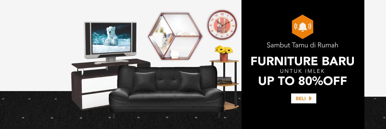 Furniture Baru untuk Imlek