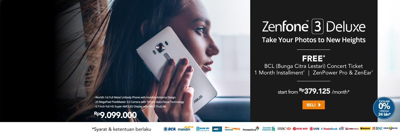 Launch Asus Zenfone Deluxe