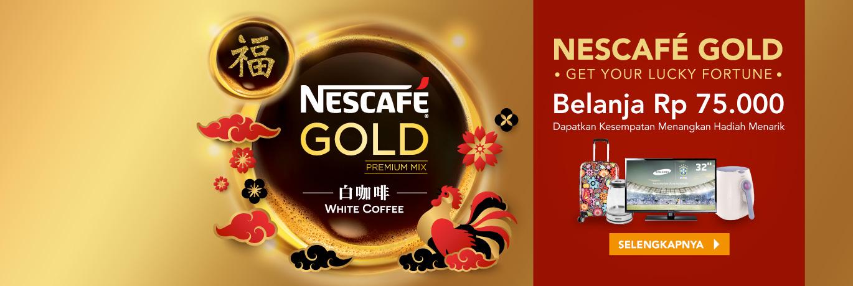 Nescafe Gold Fortune