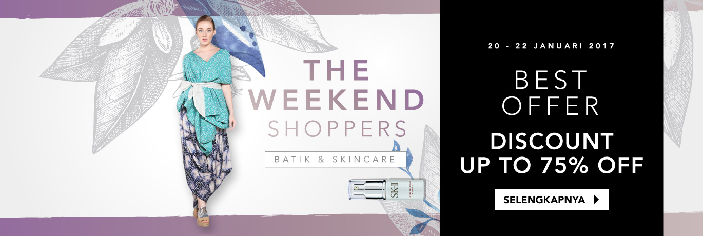 The Weekend Shoppers