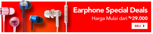 Earphone Special Deals
