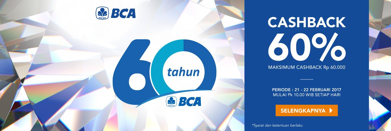 Promo HUT BCA 60