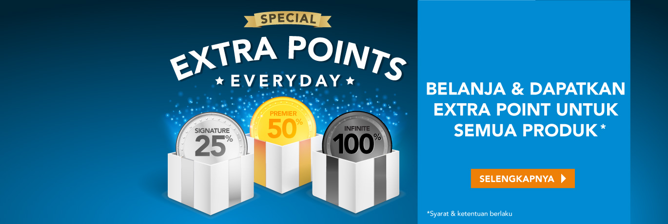 Special Extra Point Everyday
