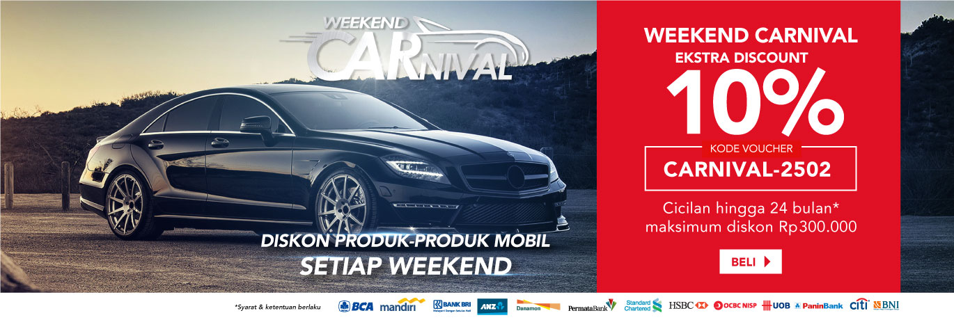 Otomotif Weekend Carnival