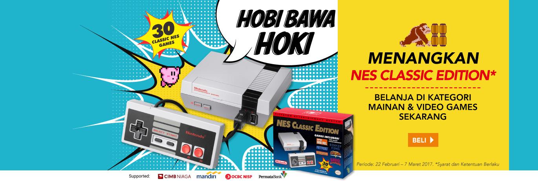 Hobi bawa Hoki