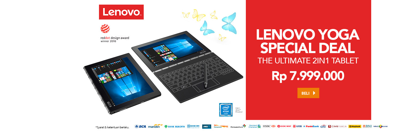 Lenovo Yoga Special Deal