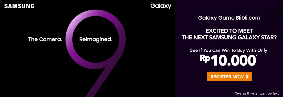 Galaxy Game Blibli.com