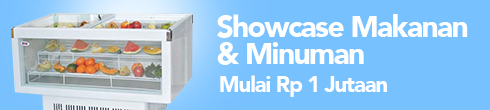 showcase minuman