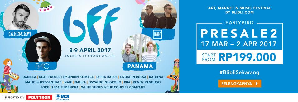 Blibli Fun Festival 2017