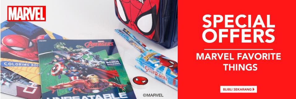 Disney Marvel Favorite Things