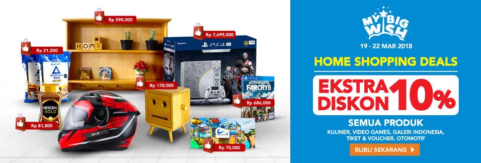 Home Shopping Deals