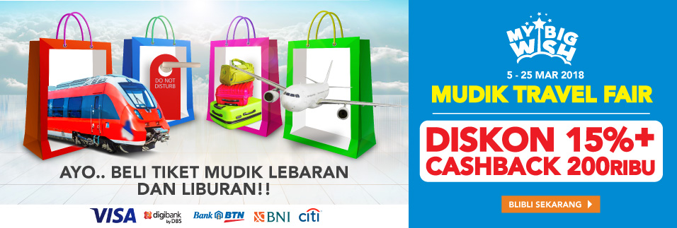 Mudik Travel Fair