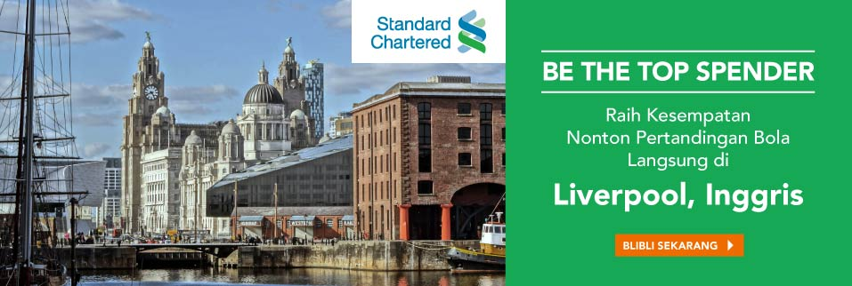 Standard Chartered Liverpool