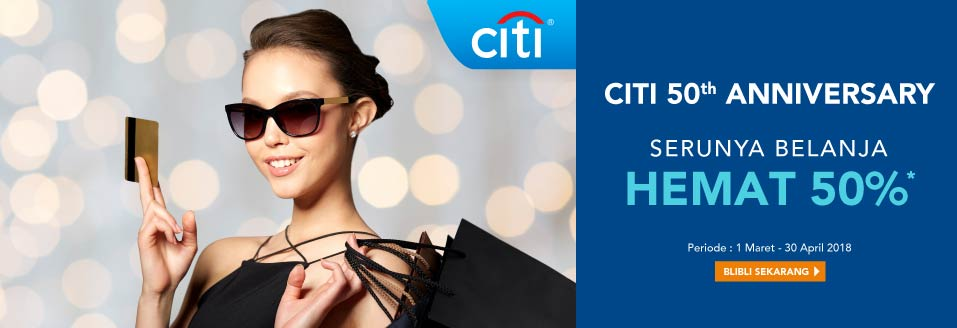 Citi 5th Anniversary