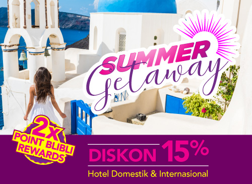 Welcome Summer Hotel 10%