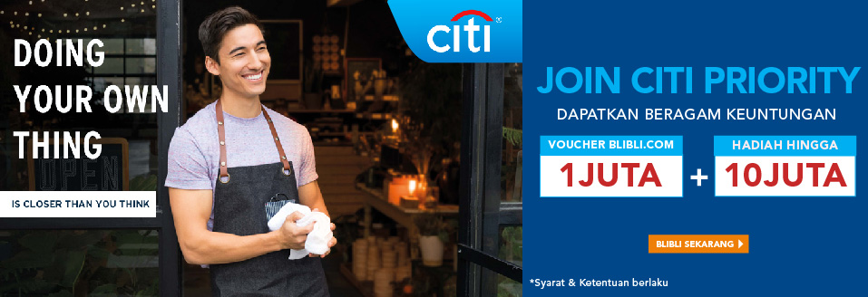 Join Citi Priority