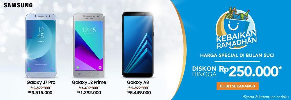 Kebaikan Samsung