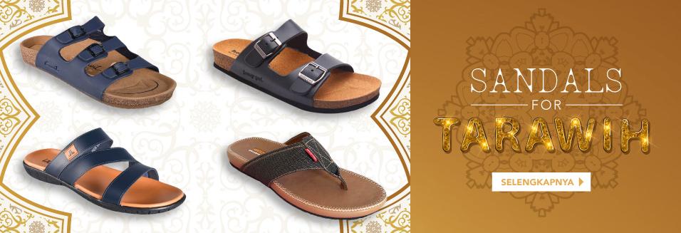 Sandal Untuk Tarawih