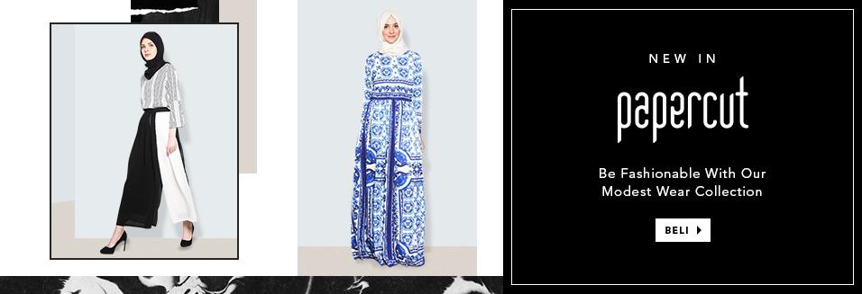 Papercut Modestwear