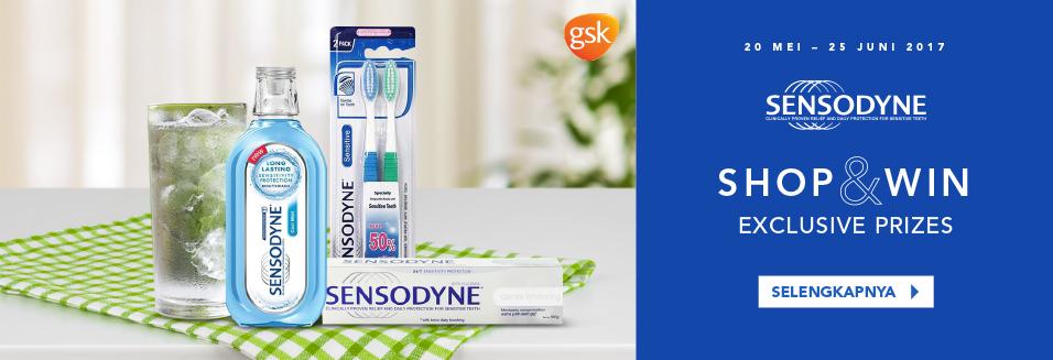 Top Spender Sensodyne