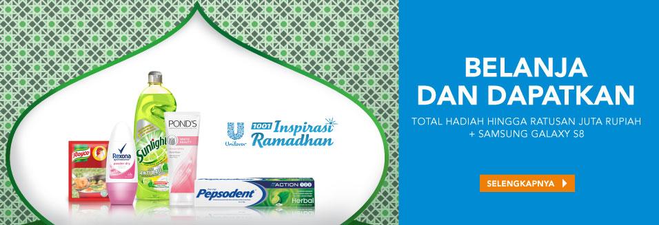 Unilever Ramadhan 2017