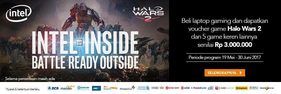 Intel Gaming Halo Wars