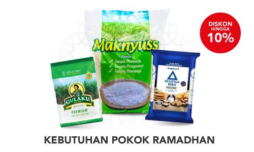 Kebaikan Ramadhan Special Deals | Blibli.com