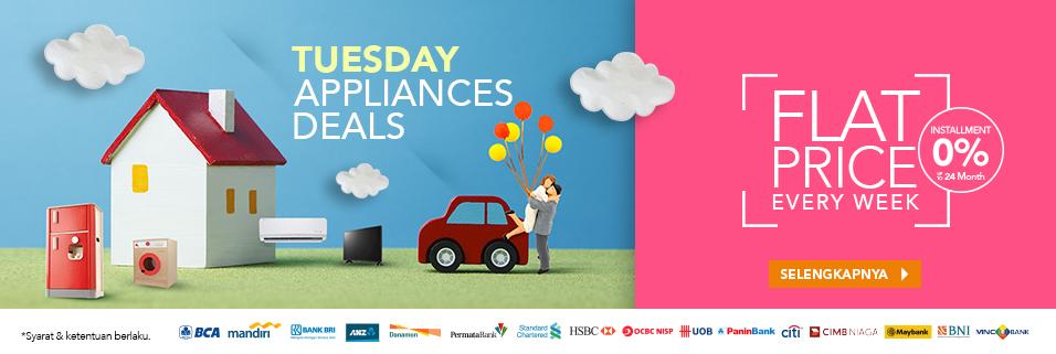 Tuesday Appliances Deal