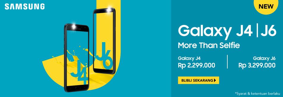 Samsung J4 & J6