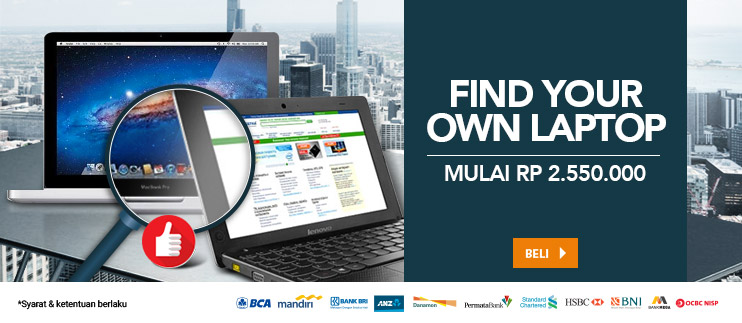 Find Your Own Laptop