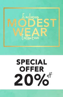 Exclusive Modest Wear