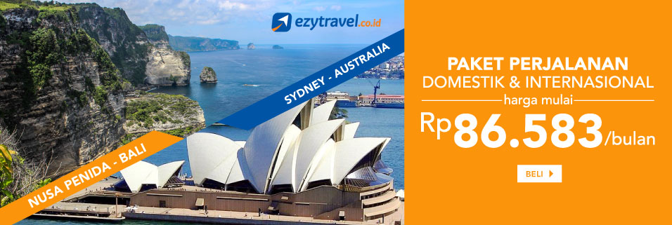 Paket Travel Domestik International