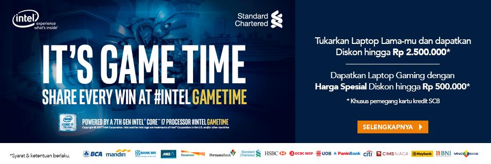 Intel Game Time