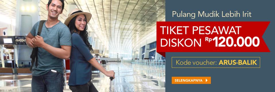 Tiket Pesawat Diskon