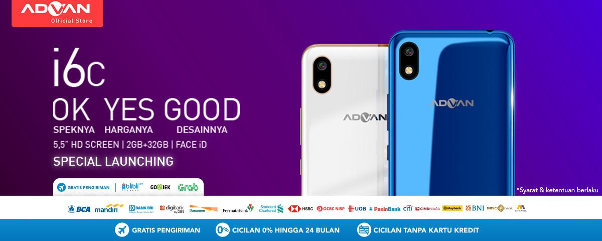Promo Launching Hp Advan I6C Terbaru - Harga Murah | Blibli.com