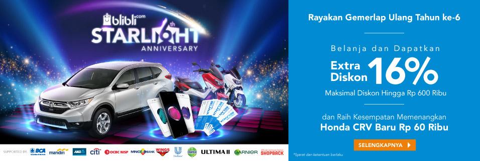 Starlight Anniversary