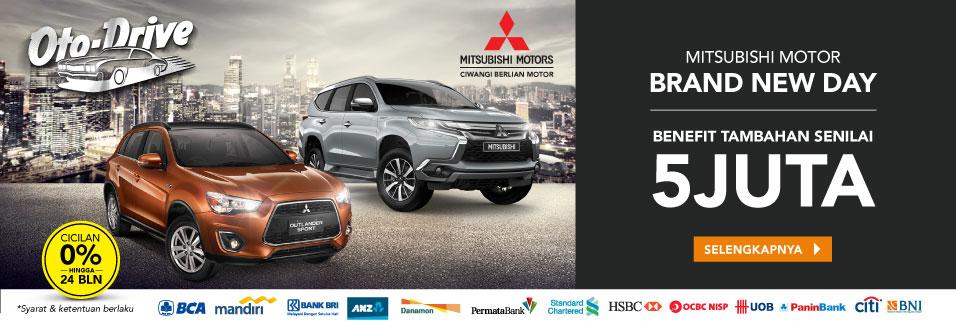 OTO Drive Mitsubishi