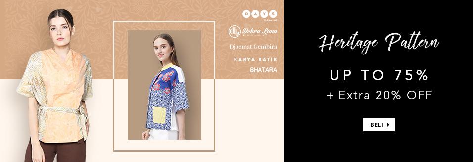 Promo Batik Wanita