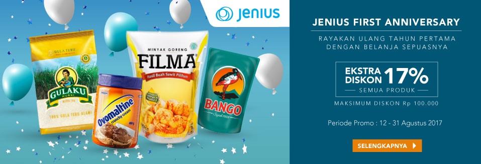 Jenius Special Promo