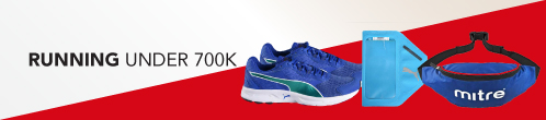 Running Under 700K
