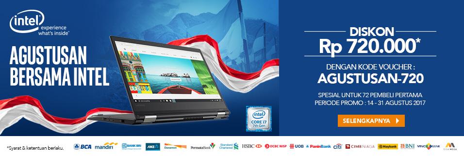Agustusan bersama Intel