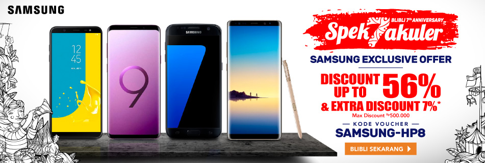 Spektakuler Samsung
