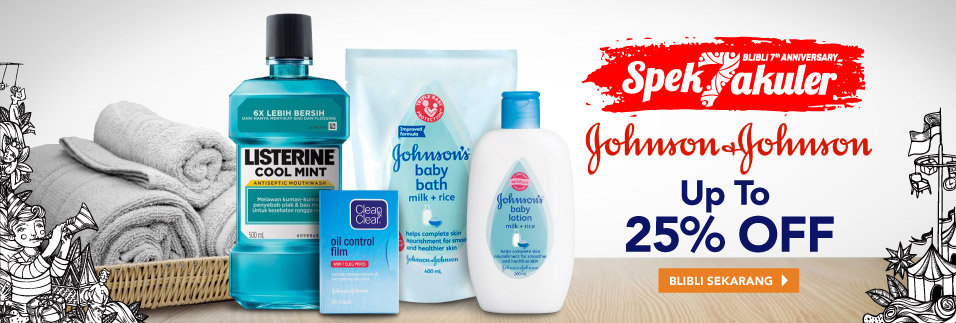 Spektakuler Johnson&Johnson