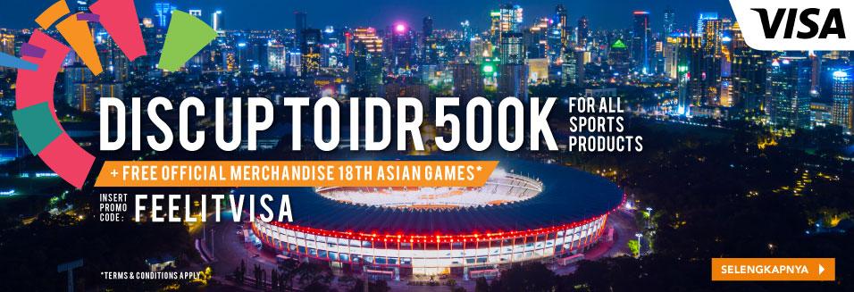 VISA Asian Games