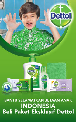 Dettol Handwashing Day