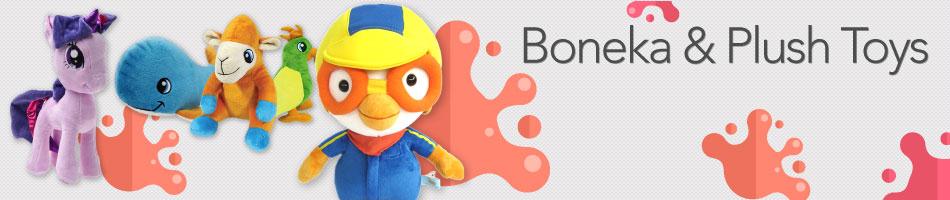 Toys - Boneka & Plush Toys