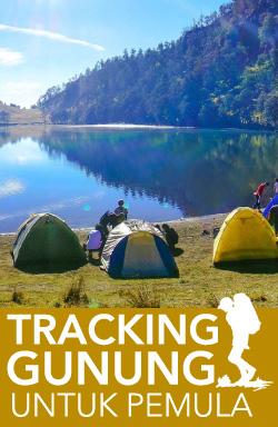 Tracking ke Gunung