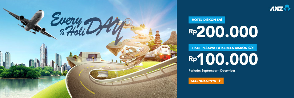Promo Anz Everyday Holiday